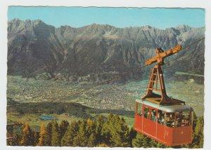 Austria Tyrol Innsbruck 1978 Postcard