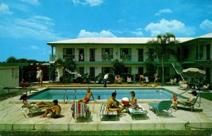 Windmill Terrace Apartment Motel South Clearwater Beach Florida