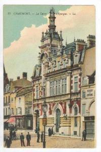 Le Caisse d'Epargne, Chaumont, France, 1900-1910s