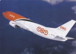 TNT Airways Jet Airplane , 80-90s , Belgium
