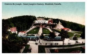 Montreal    Saint Joseph's Oratory