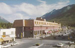 New Mount Royal Hotel, Banff, Alberta, Canada, 40-60s