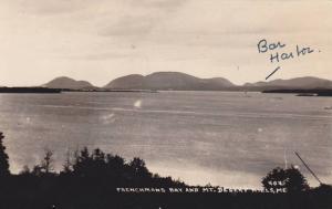 RP, Frenchmans Bay & Mt. Desert Hills, Maine, 1920-1940s
