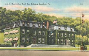 Lehigh Navigation Coal Co. Building Lansford Pennsylvania PA