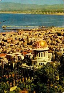 IMN01284 landscape view   haifa israel