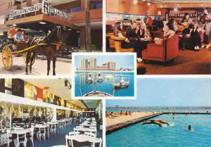 Hotel Las Palmeras Fuengirola Costa Del Sol Malaga Spain