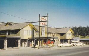 Exterior,  Red Coach Inn,  B.C.,  Canada,  40-60s