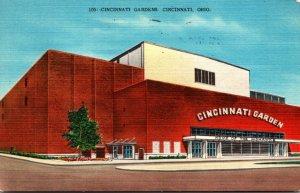 Ohio Cincinnati The Cincinnati Garden 1957 Kraemer Art