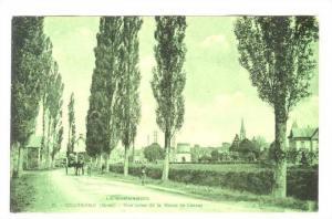 Couterne , Orne department , France., 00-10s ; Vue prise de la Route de Lassay