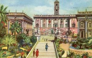Italy - Rome, Capitol