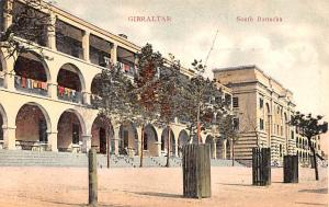 Gibraltar South Barracks  South Barracks