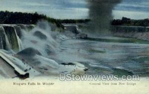 Niagara Falls, New York, NY Post Card Postcard Niagara Falls NY Unused