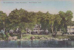 Connecticut New Preston The Loomarwick Lake Waramug Albertype