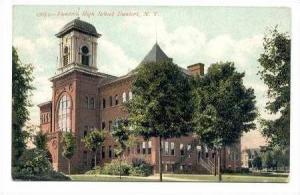 Dunkirk High School, Dunkirk, New York, PU-1918