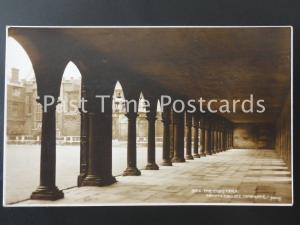 c1915 RP - The Cloisters, Trinity College Cambridge