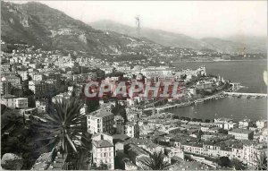 Modern Postcard Monte Carlo Vue generale