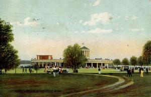 MN - Minneapolis. Lake Harriet Pavilion