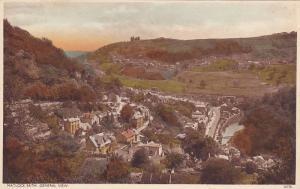 General View of Matlock Bath, Derbyshire, England, United Kingdom, 10-20s