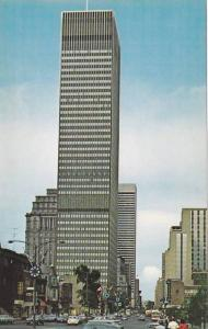 The Canadian Imperial Bank of Commerce, Skyscraper, Montreal, Quebec, Canada,...