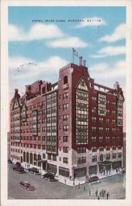 Hotel Irvin Cobb Paducah Kentucky 1941