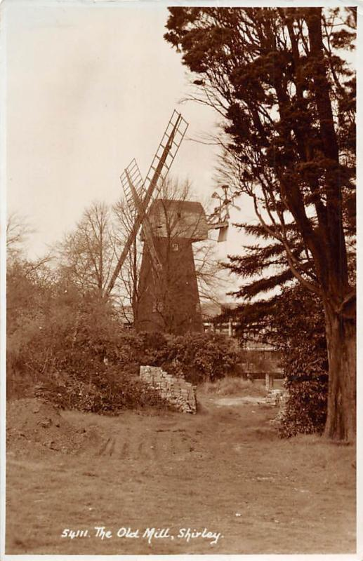 Shirley The Old Mill Moule