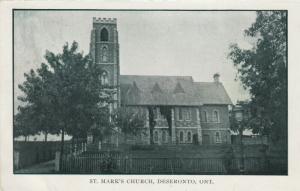 DESERONTO, Ontario , 1900-10s ; St Mark's Church
