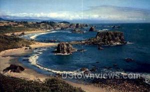 Harris Beach State Park Brookings OR Unused