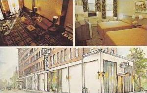 Georgia Savannah John Wesley Hotel