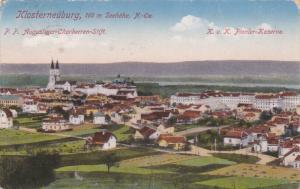 KLOSTERNEUBURG, Austria , PU-1913