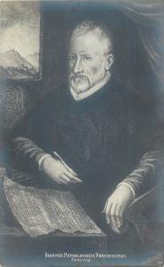 Music composer Ioannes Petraloysius Praenestinus