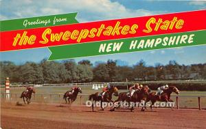 Sweepstakes races are run at Rockingham Park Salem, New Hampshire, NH, USA Un...