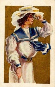 Sailor Lady