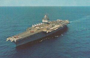 U.S. Navy , Aircraft Carrier U.S.S. ENTERPRISE , 50-60s