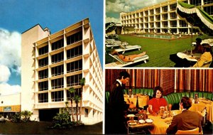 Florida Gainesville Flagler Inn At Main Entrance To University Of Florida