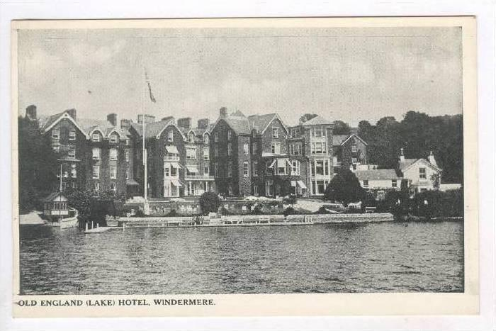 Old England (lake) Hotel,, Windermere, UK, 00-10s