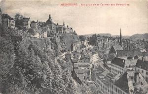 Br35800 Luxembourg Vue prise de la Caserne des volontaires luxembourg 1