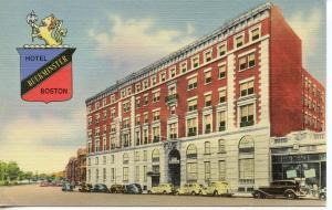 US    PC514   HOTEL BUCKMINSTER, BOSTON, MA