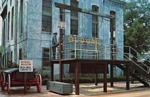 USA Old Jail, 8 William Street St Augustine Florida 1965