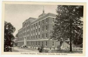Providence Hospital, Columbia, South Carolina, 40-50s