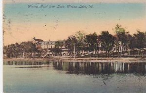 Indiana Winona Lake Hotel