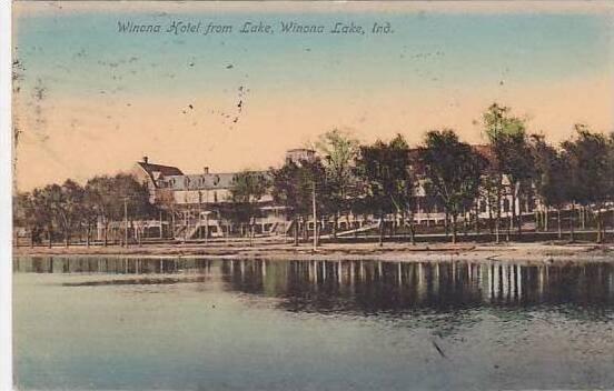 Indiana Winona Lake Hotel