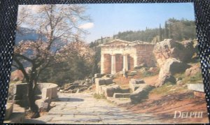 Greece Delphi - posted
