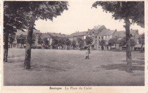 BOSTOGNE, Belgium, 1900-1910's; La Place Du Carre