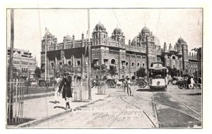 India Bombay General Post Office , Trolley
