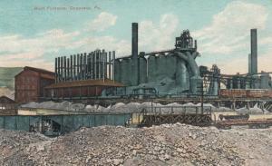 DUQUESNE , Pennsylvania, 00-10s; Blast Furnaces