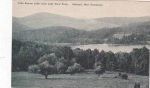 New Hampshire Ashland Little Squam Lake From Lake View Farm Albertype