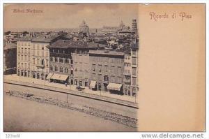 Italy - Ricodo di PISA , Hotel Nettuno 00s