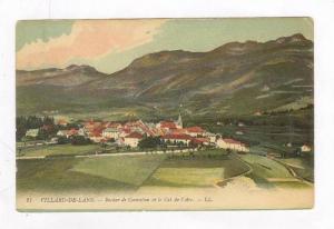 Rocher De Cornafion Et Le Col De l'Arc,Villard-De-Land