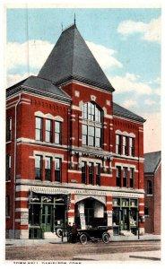 Connecticut  Danielson  , Town Hall