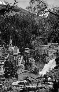 Weltkurort Badgastein Salzburg Waterfall